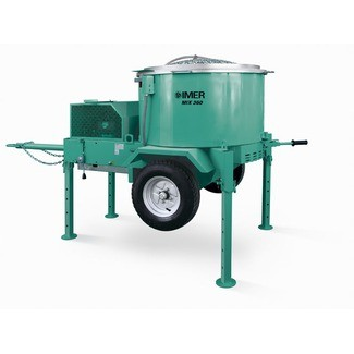 Imer Mortarman 360 Vertical Shaft Mixer